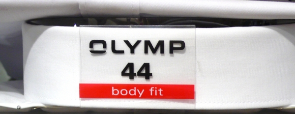 Olymp strijkvrije overhemden, body-fit