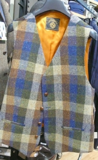 Harris Tweed gilet 2018