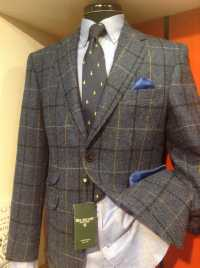 Wellington of Bilmore tweed
